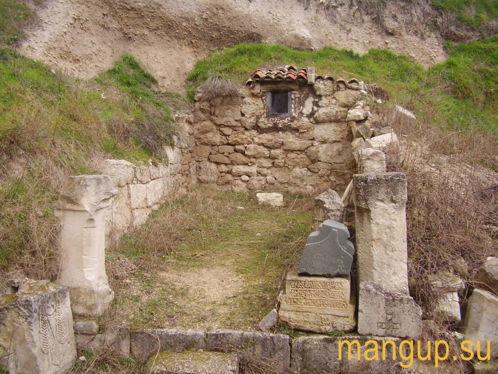 Бахчисарай. Армянский монастырь