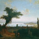 И.К. Айвазовский. Старая Феодосия (1839).