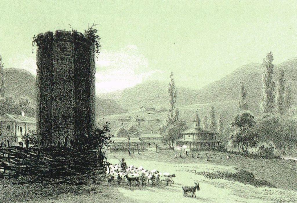 Деревня Чоргунь.