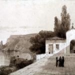 И.К. Айвазовский. Вид Георгиевского монастыря (1858).