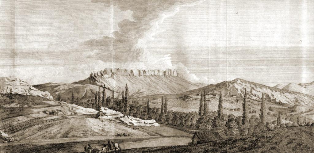Таракташская долина.