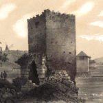 Руссен В.О. Башня крепостной стены Каффы (Доковая башня).