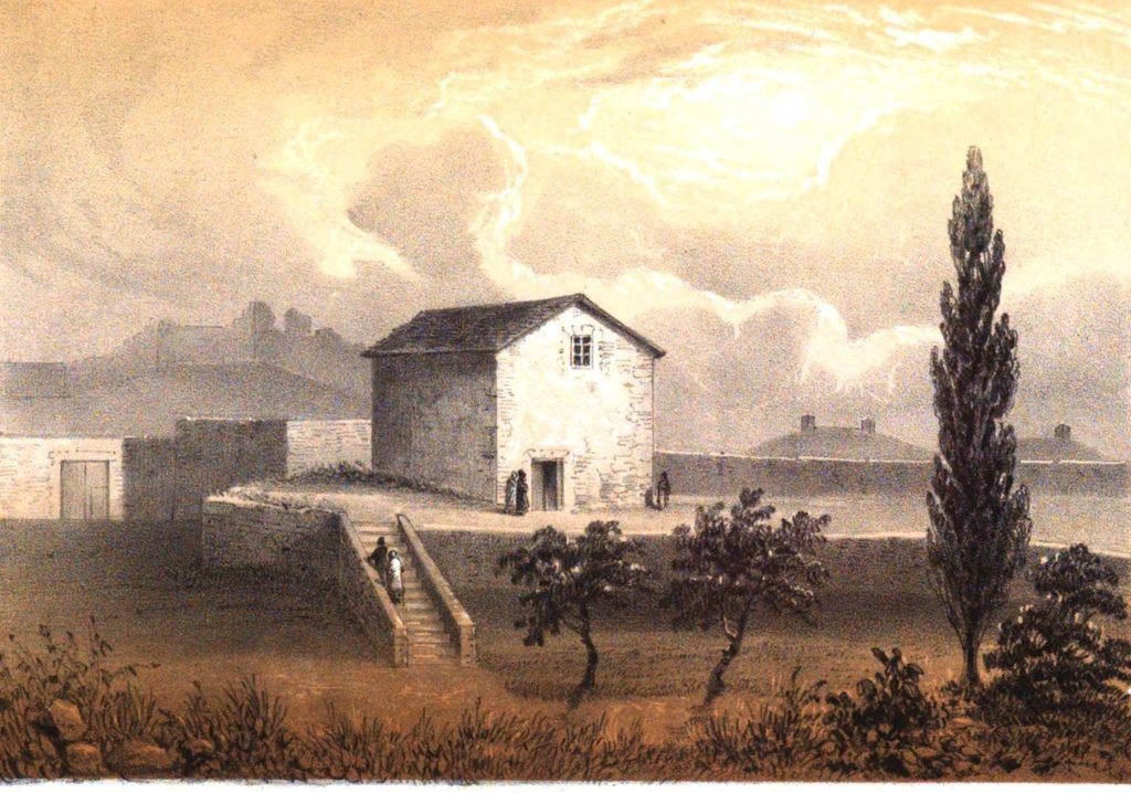 Руссен В.О. Армянская церковь в Феодосии.