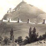 Руссен В.О. Вид на Судакскую крепость из немецкой колонии.