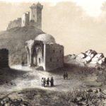 Руссен В.О. Церковь в Судакской крепости.
