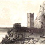 Руссен В.О. Башня без дверей возле Судакской крепости.
