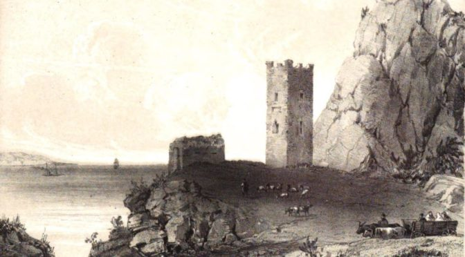 Памятники Крыма в альбоме де Вильнёва. Часть 2