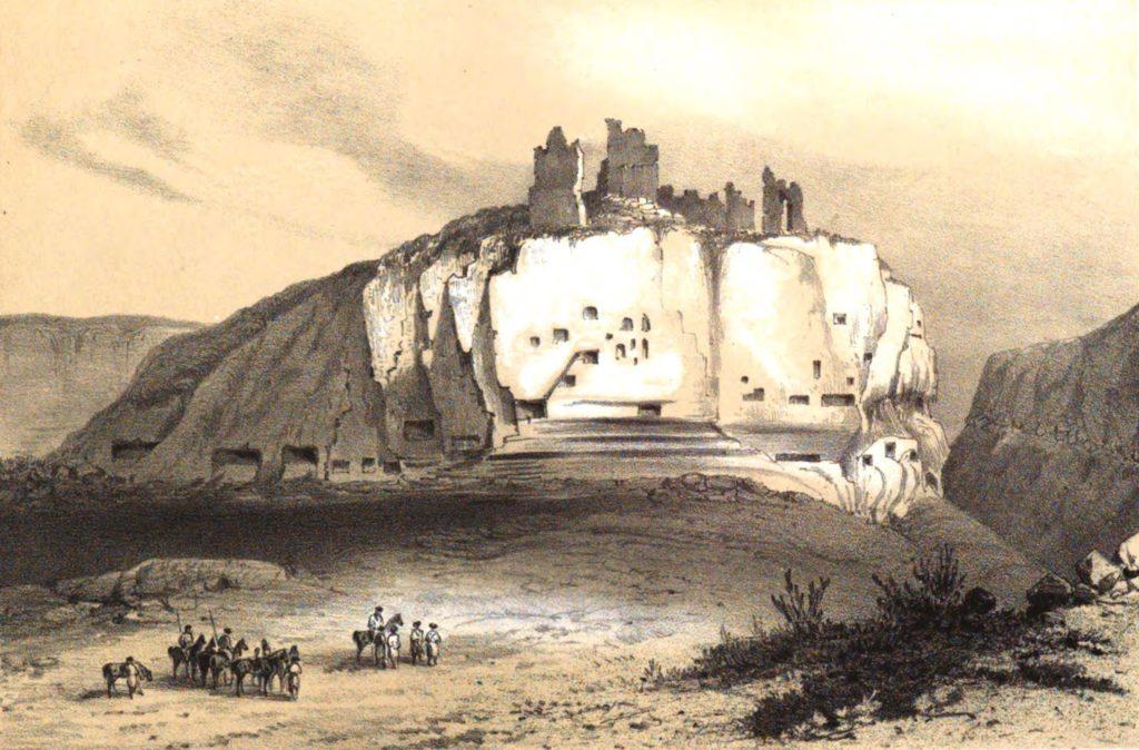 Руссен В.О. Крепость Каламита (Инкерман).