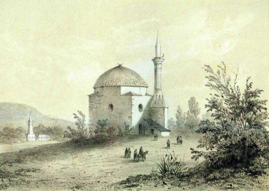 Руссен В.О. Карагозская мечеть.