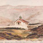 А.У. Адейр. Церковь в селе Камары (1855).