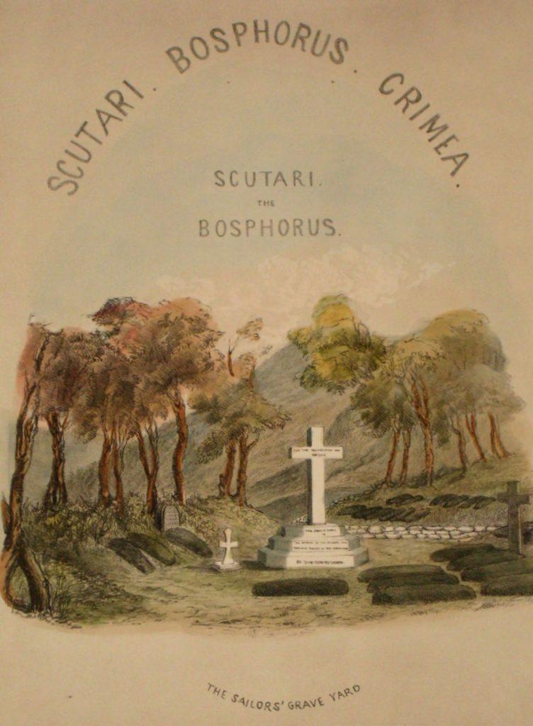 Blackwood, Lady Alicia. Scutari, the Bosphorus, and the Crimea. Ventnor, Isle of Wight, 1857