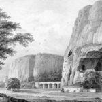 Чернецов Н.Г. Руины пещерного монастыря в Инкермане 1834.