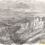 Чуфут-Кале (1855). Неизвестный автор.