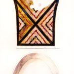 Д.М. Струков. Инкерман. Остатки живописи в Храме с крещальней (1867).
