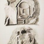 Д.М. Струков. Инкерман. Пещерный храм в Георгиевской балке (1867).
