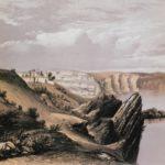 Моттрам Эндрюс. Монастырь св. Георгия около Балаклавы (1856).