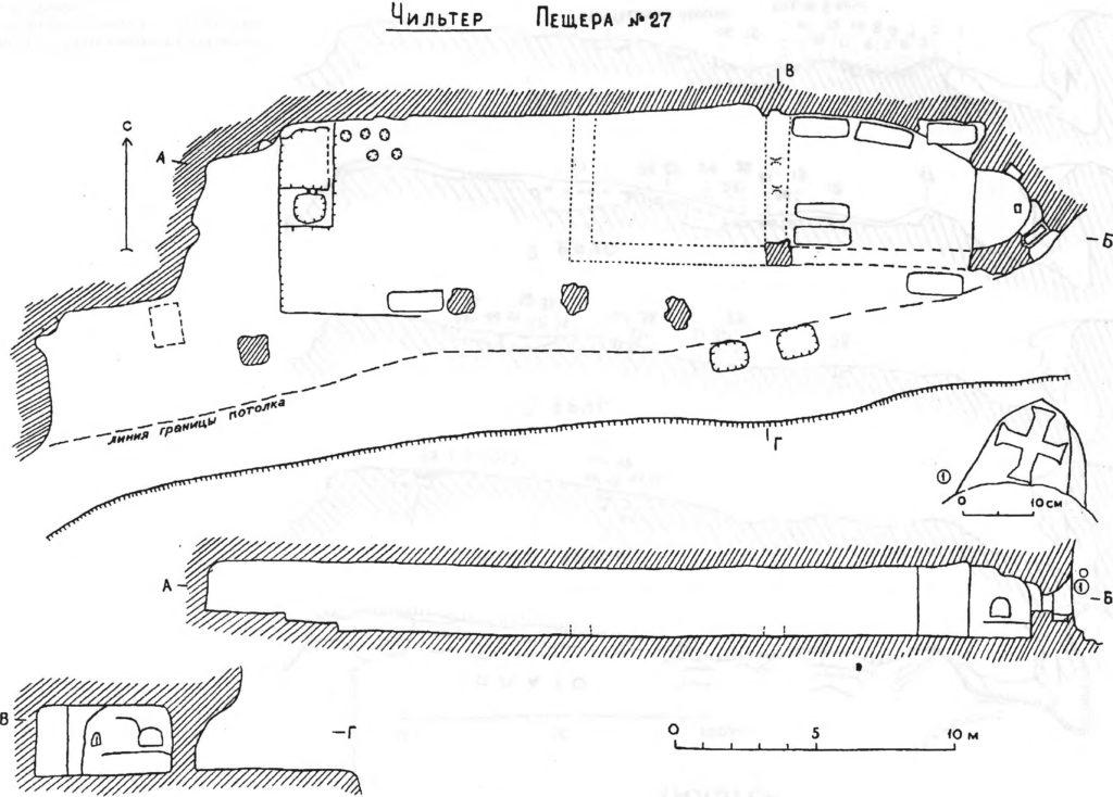 Челтер-Мармара. Главный храм по Е.В. Веймарну.
