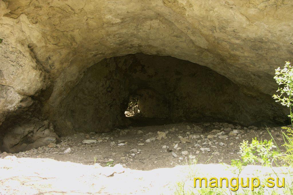 Челтер-Мармара. Туннель.