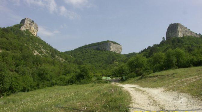 Пещерный монастырь Челтер-Коба