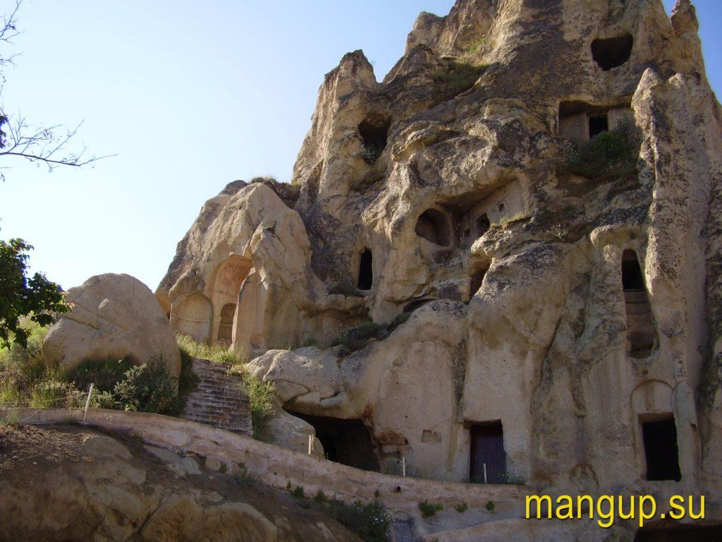 Каппадокия. Пещерный монастырь Гёреме.