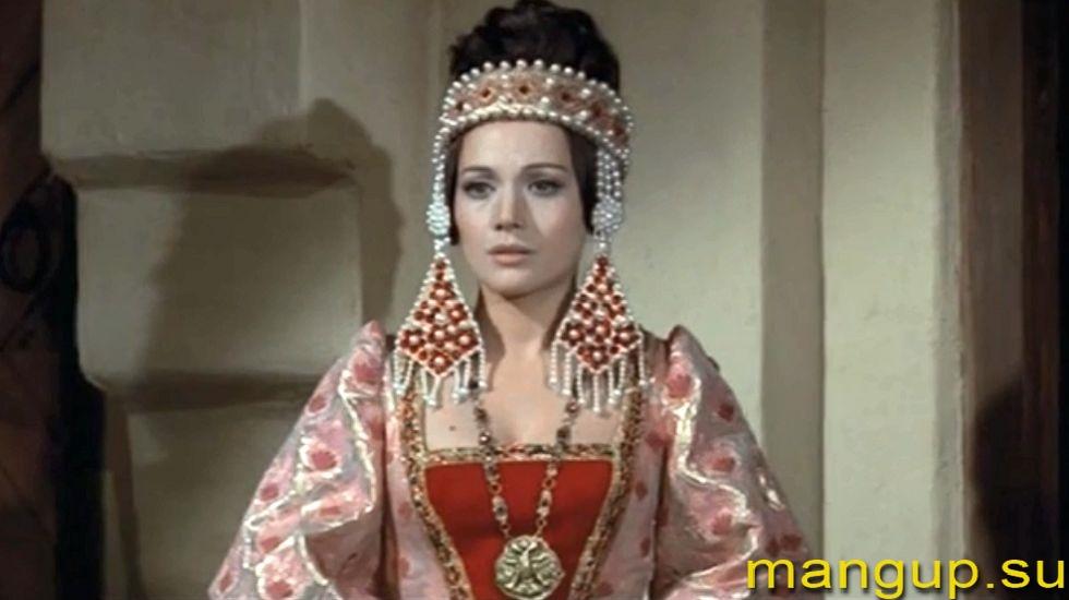 Виолета Андрей в роли Марии Мангупской.