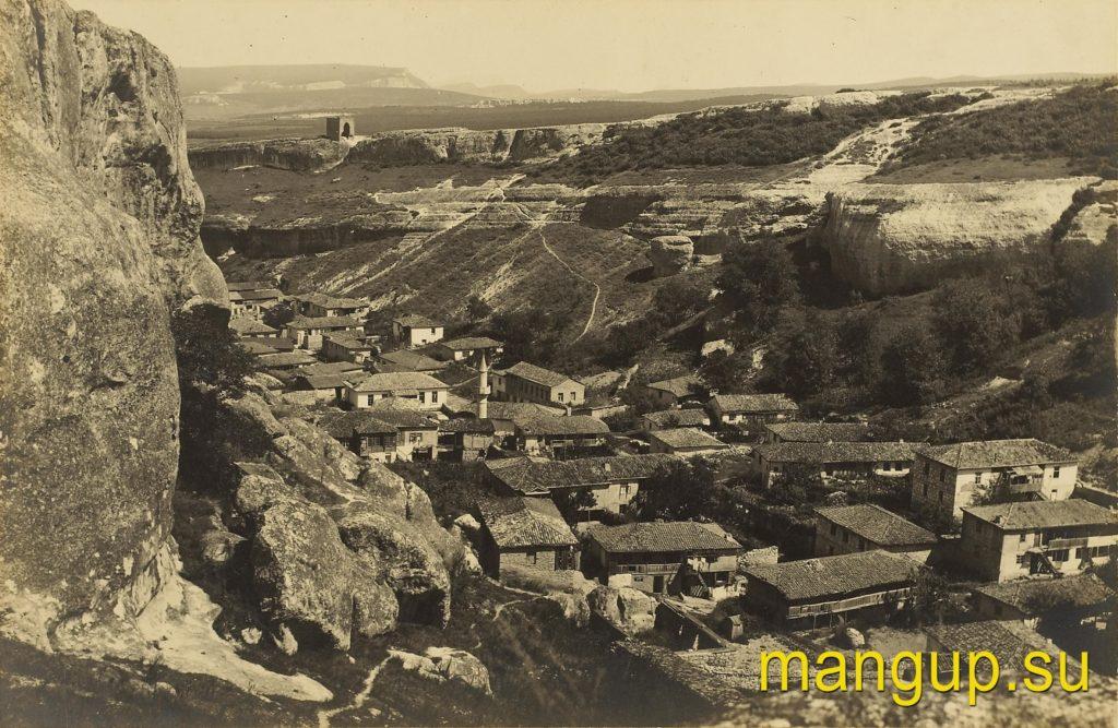 Черкес-Кермен. Фото: Е.А. Голомшток, 1930-е.