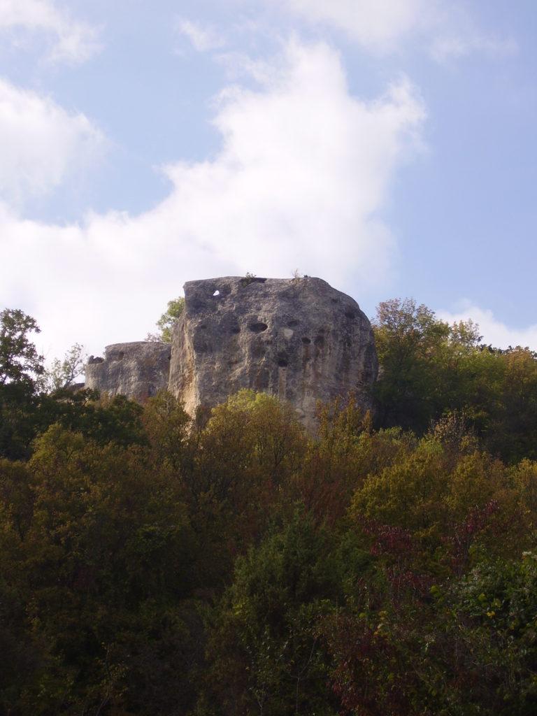 Эски-кермен. «Башня».