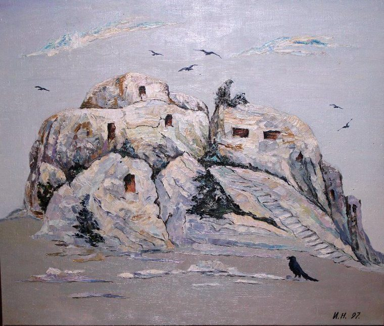 Нафиев Ирфан Аметович. Эски-Кермен (1997)