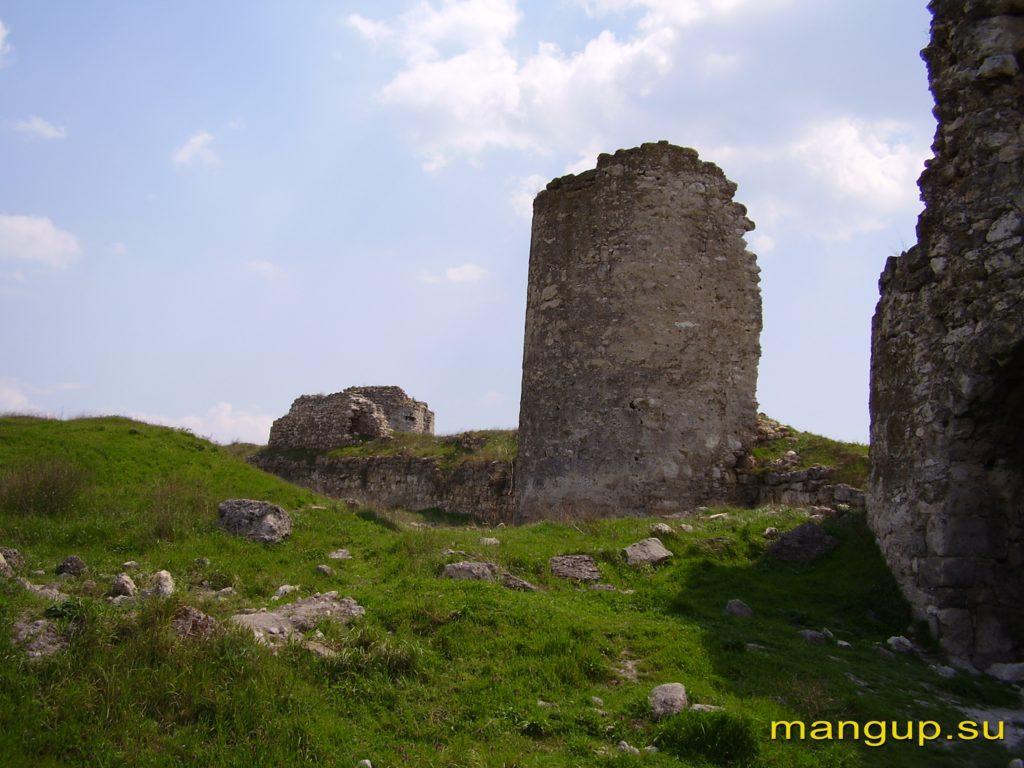 Крепость Каламита. Башня №2.
