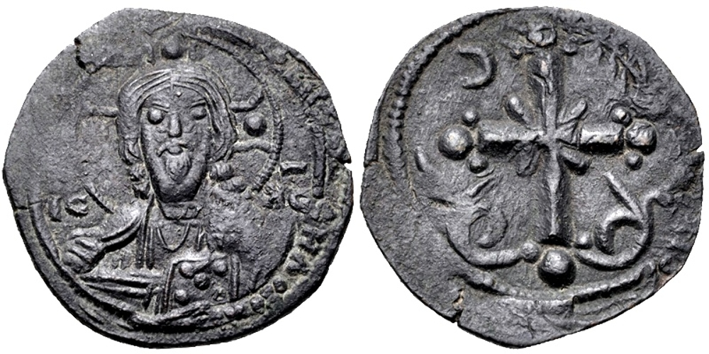 Фоллис Никифора III (1078-1081).