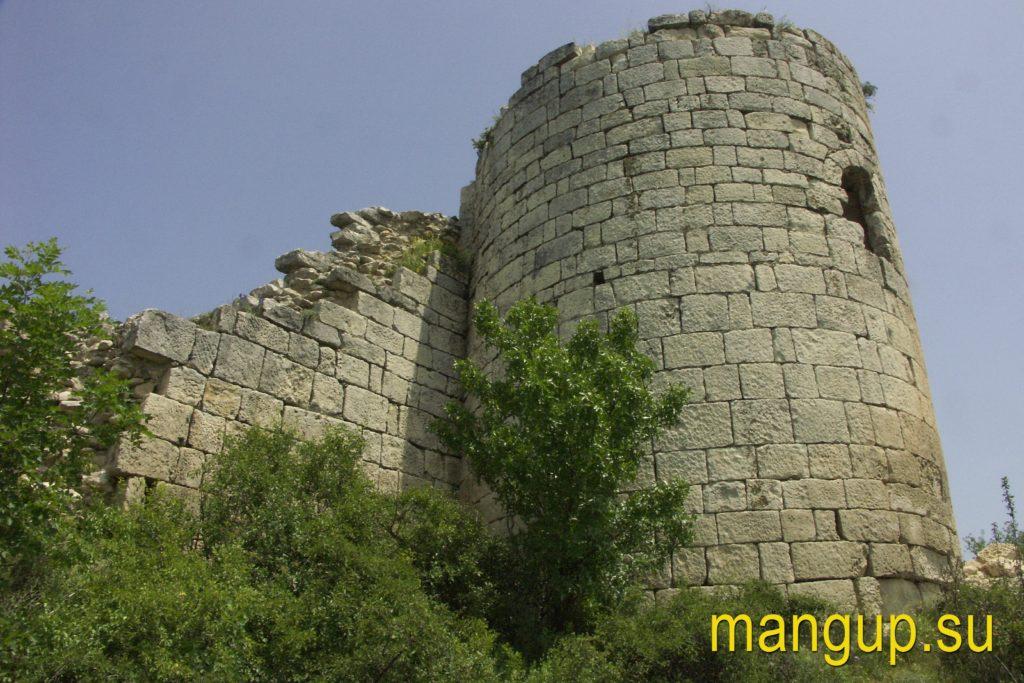 Башня Сюйреньской крепости.