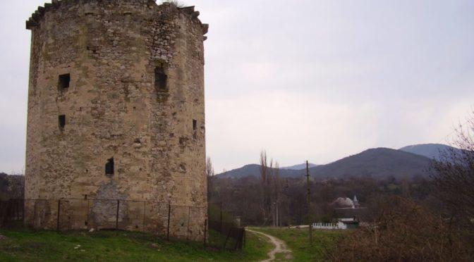 Чоргуньская башня (2007).