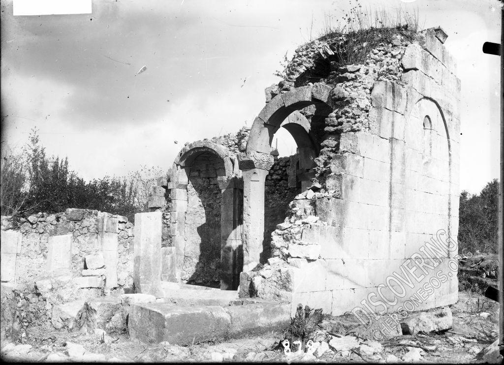 Храм св. Троицы в Керменчике.