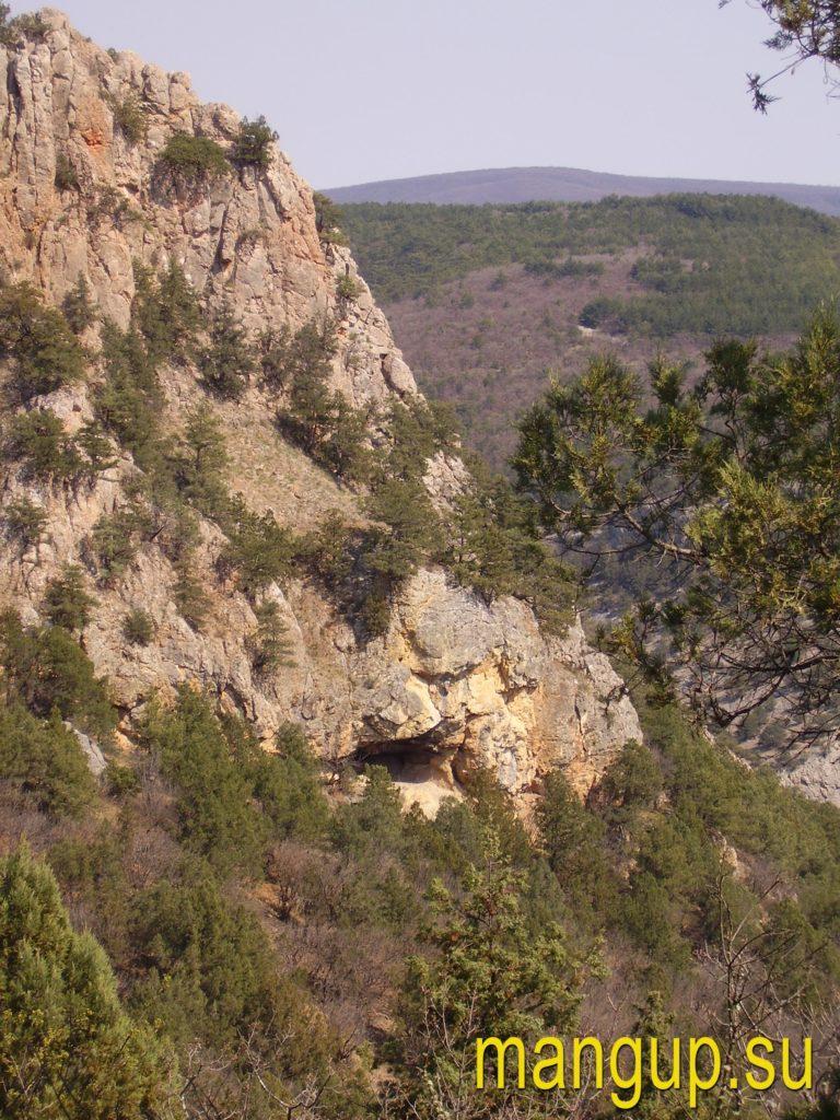 Пещера Мурзак-Коба.