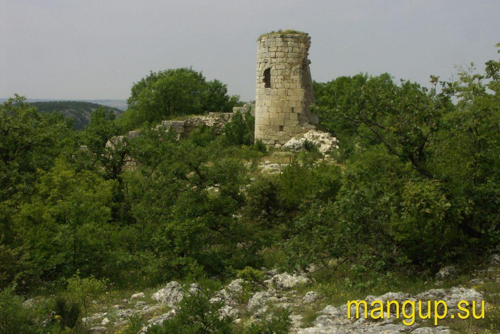 Сюйреньская крепость.