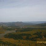 Вид с мыса Тешкли-бурун. Фото: Владимир Коваленко, 2007.