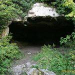 Пещерный комплекс около источника в Гамам-дере («Бани»).