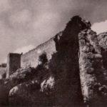 Остатки пещерного города Магуп-кале.