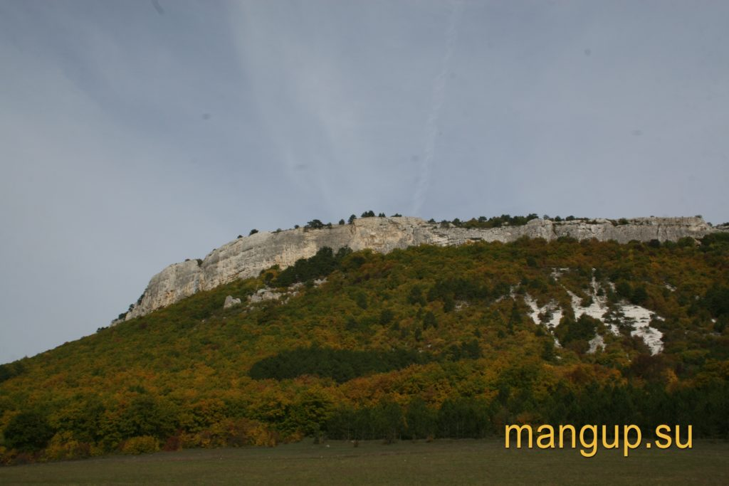 Мангуп. Фото: Владимир Коваленко, 2007