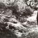 Мангуп. Оборонительная стена.