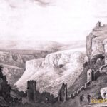 Руины крепости Мангуп-кале.