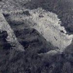 Мангуп. Вход в пещерный комплекс №4. Вид с юго-запада.