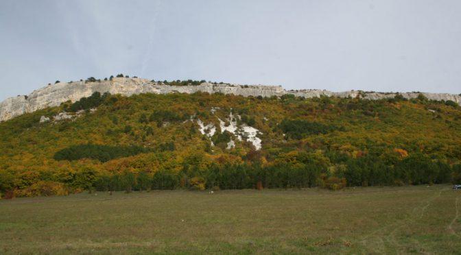 Галерея: Мангуп – Отчая гора