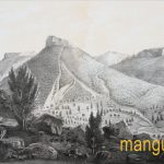 Мангуп. Дюбуа де Монпере