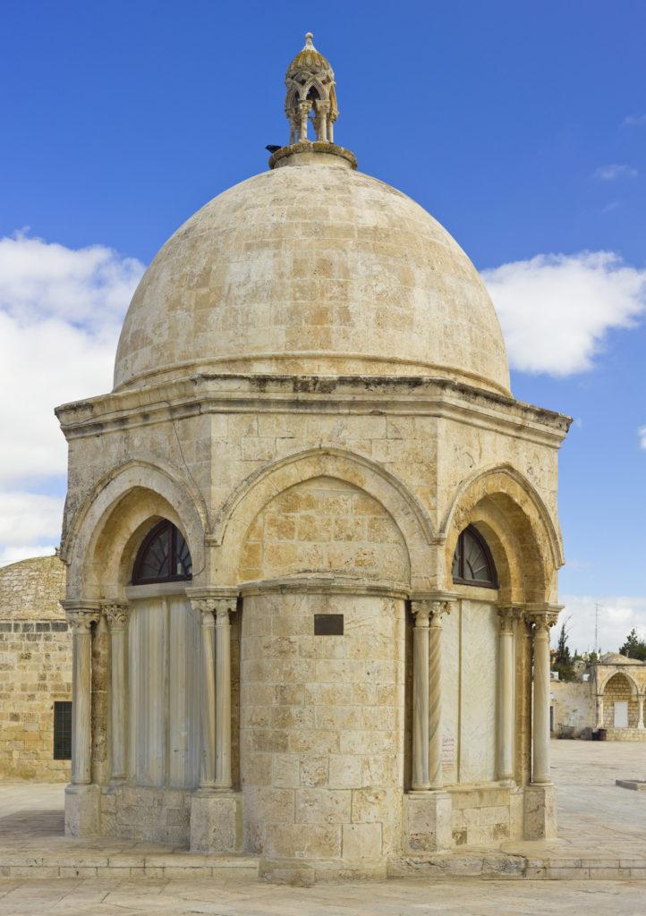Иерусалим. Купол Вознесения.