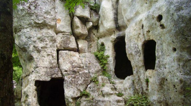 Галерея: Мангуп. Северный монастырь