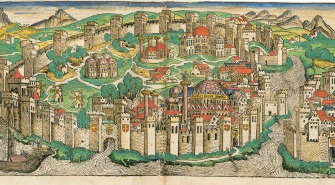 Двуглавый орел в Византии. Часть 5. Герб