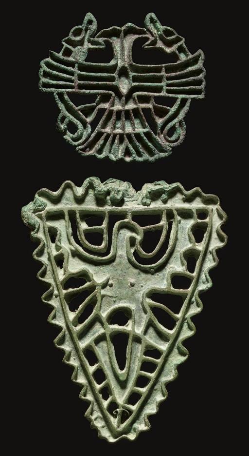 Бактрийские бронзовые печати