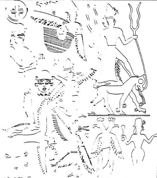 Цилиндрическая печать Итхи-Тешуба, царя Аррапхи