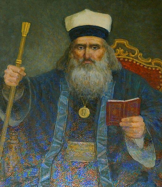 Портрет Авраама Фирковича